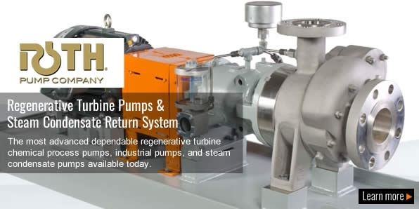 Pump Manufacturers USA Roth Pump