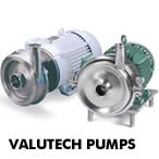 Pump Manufacturer : Valutech Inc.