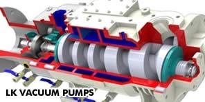 Pump Manufacturer : LK Vacuum Company