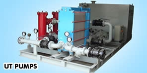 Pump Manufacturer : UT PUMPS & SYSTEMS PVT LTD