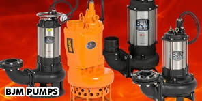 Pump Manufacturer : BJM Pumps