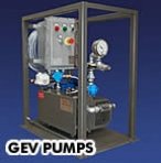 Pump Manufacturer : general europe vacuum srl GEV