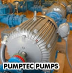 Pump Manufacturer : Pumptec Engineering Services Ltd