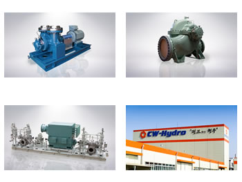 Pump Manufacturers Korea CW-Hydro.Inc