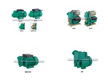 Pump Manufacturers CHINA TAIZHOU DOIT MACHINERY CO.,LTD.