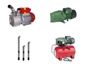 Pump Manufacturers GREECE ERGAL PUMPS