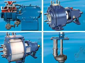 Pump Manufacturers Germany Friatec AG