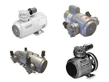 Pump Manufacturers USA Gast Manufacturing, Inc.