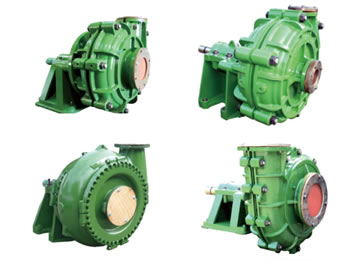 Pump Manufacturers China Hanhe Slurry Pump&Dredging Pump