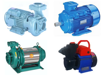 Pump Manufacturers India Kirti Electrcials