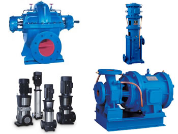 Pump Manufacturers CHINA SHANGHAI LIANCHENG (GROUP)