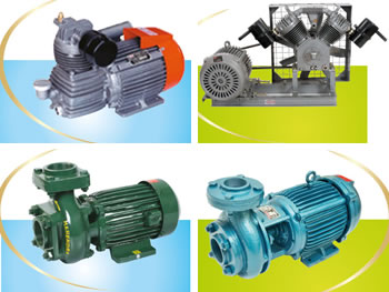 Pump Manufacturers India Mahendra Pumps (P) Limited