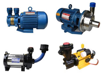 Pump Manufacturers India parth electricals