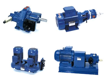 Pump Manufacturers Italy GVR POMPE SRL