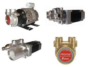 Pump Manufacturers USA PROCON Products