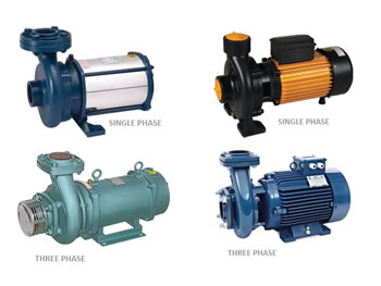 Pump Manufacturers india Sabar pumps- motors- pipes