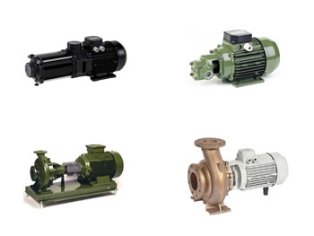 Pump Manufacturers Italy SAER ELETTROPOMPE S.p.A.
