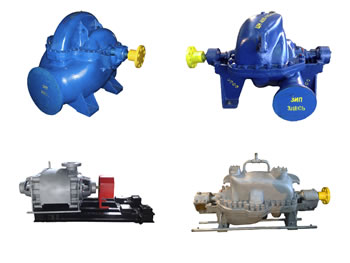 Pump Manufacturers Ukraine Sumy Pumping Equipment Ltd.