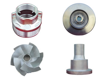 Pump Manufacturers China taigang investment casting co.,ltd.