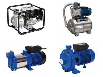 Pump Manufacturers UK T-T PUMPS